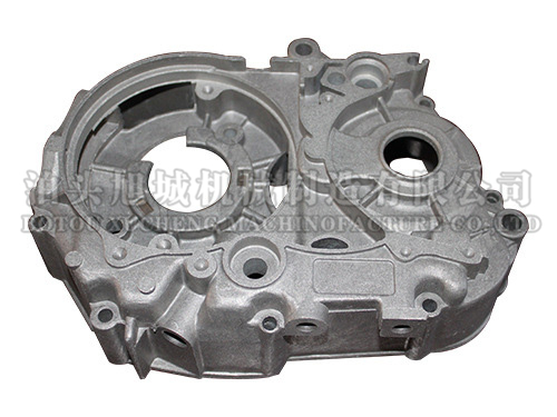 Casting aluminum coated sand auto parts